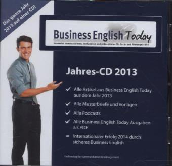 Business English CD 2013