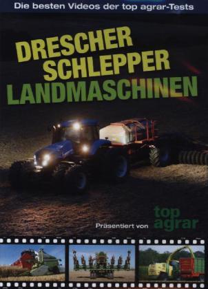 Drescher, Schlepper, Landmaschinen