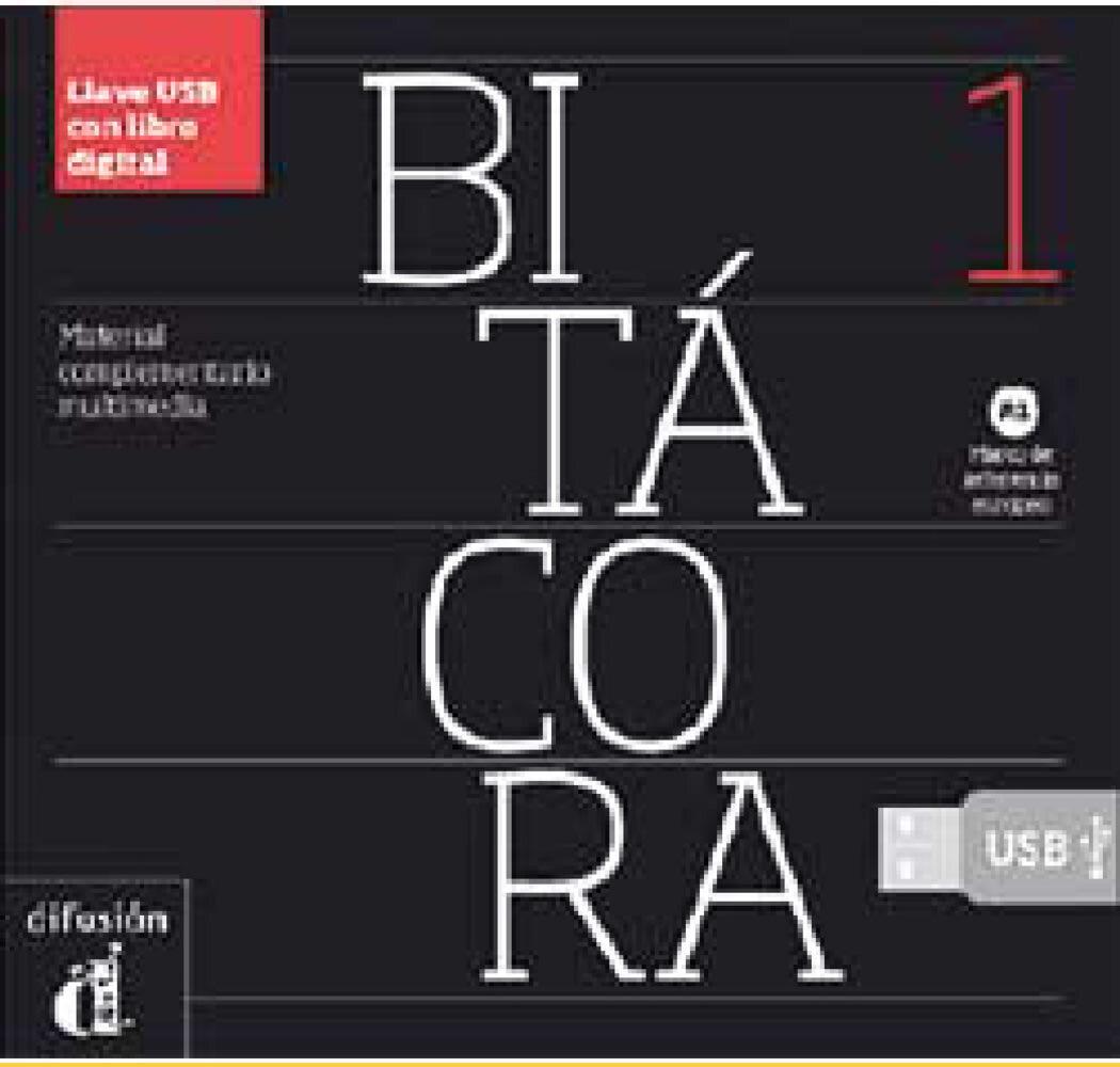 Bitácora A1 Llave USB con libro digital