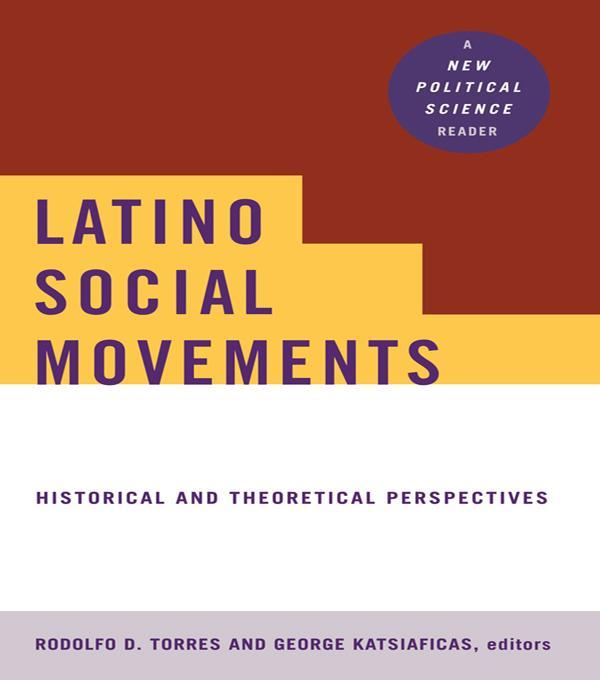 Latino Social Movements als eBook Download von