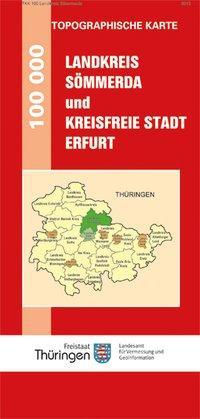 Landkreis Sömmerda und Kreisfreie Stadt Erfurt