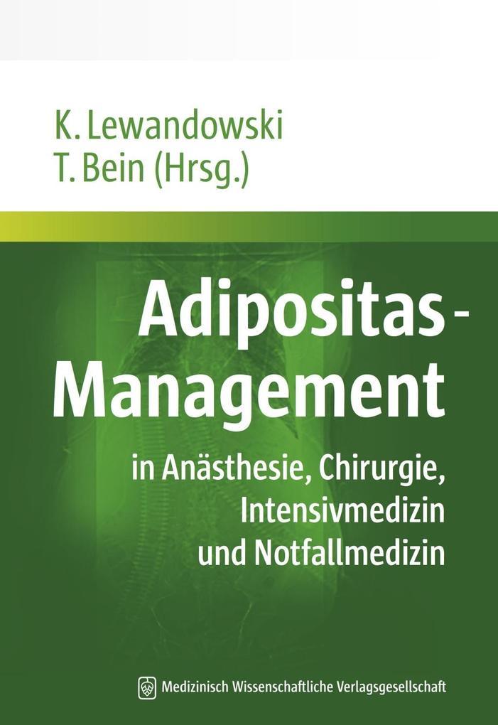 Adipositas-Management als eBook Download von