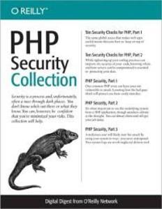 PHP Security Collection als eBook Download von ...