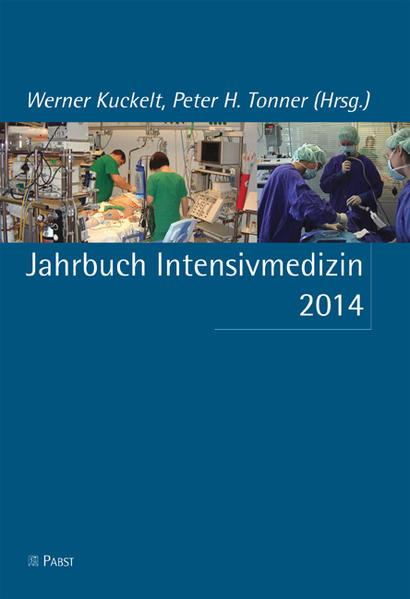 Jahrbuch Intensivmedizin 2014 als Buch von