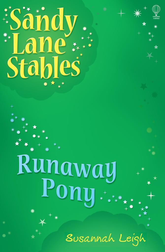 Runaway Pony als eBook Download von Susannah Leigh