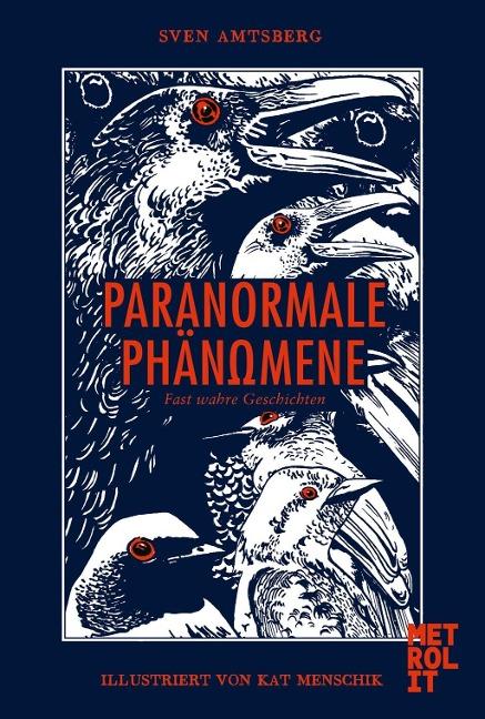 Paranormale Phänomene als Buch von Sven Amtsberg