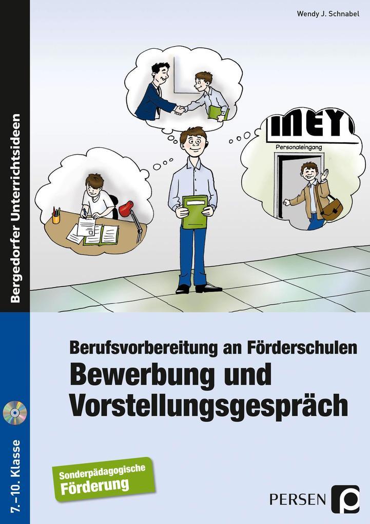 Bewerbung und Vorstellungsgespräch als Buch von...