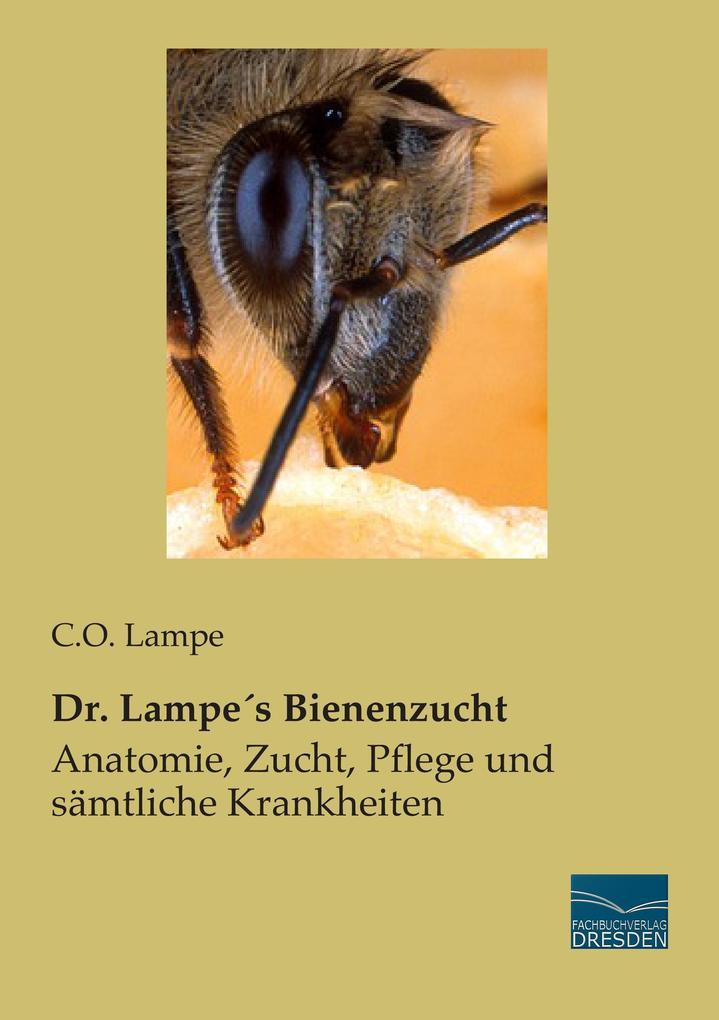 Dr. Lampe´s Bienenzucht als Buch von C. O. Lampe