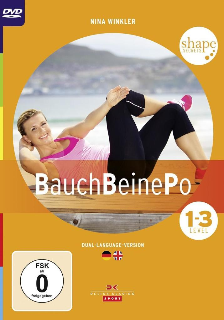 Shape Secrets Bauch-Beine-Po (DVD)