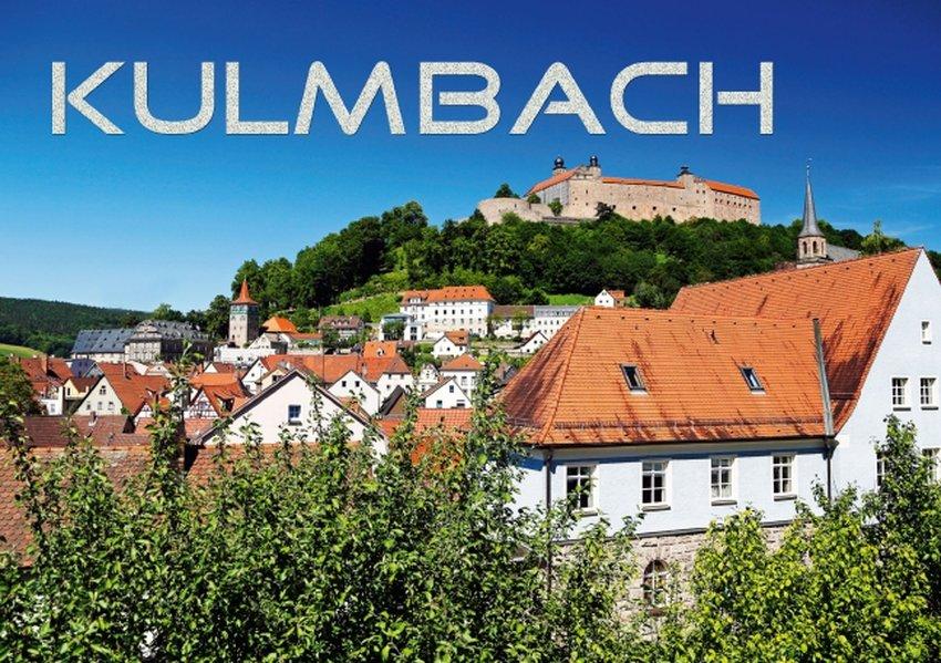 Kulmbach (Tischaufsteller DIN A5 quer) als Buch...