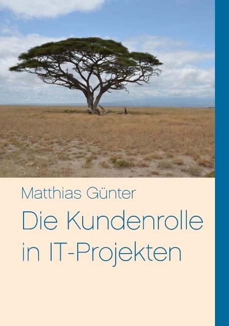 Die Kundenrolle in IT-Projekten als Buch von Ma...