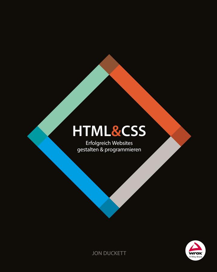 HTML & CSS als Buch von Jon Duckett