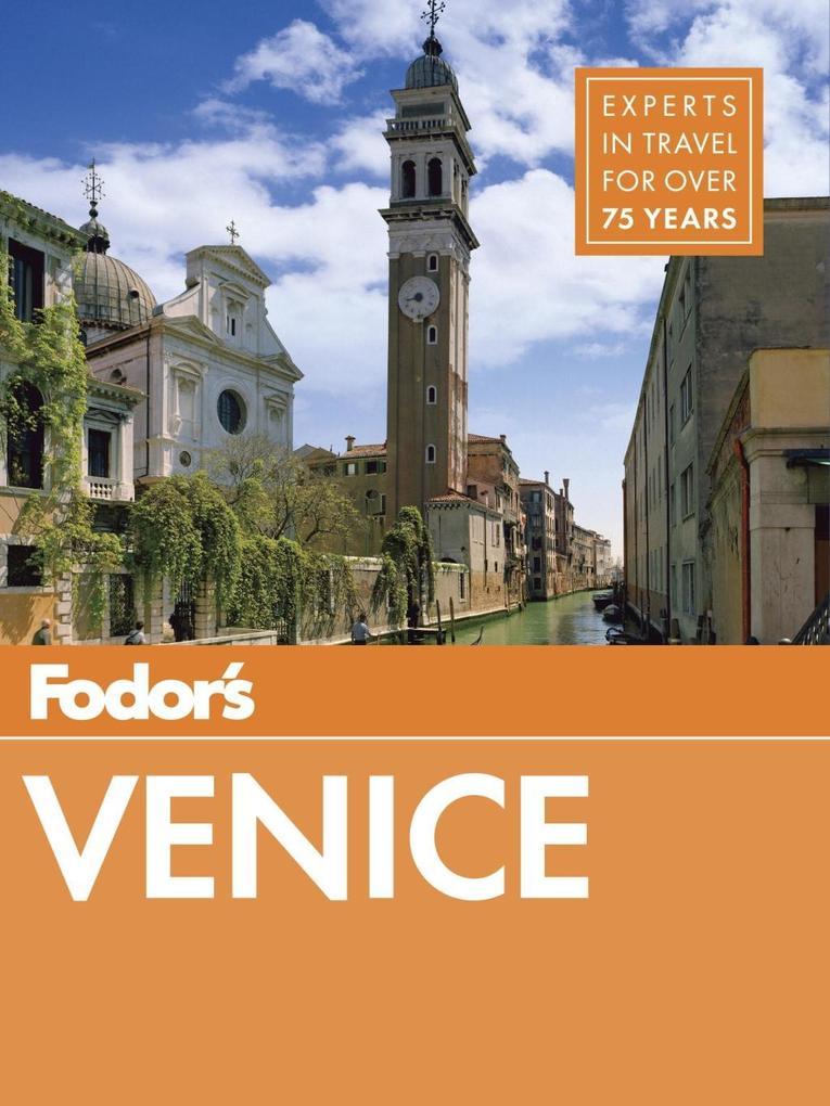 Fodor´s Venice als eBook Download von Fodor´s T...