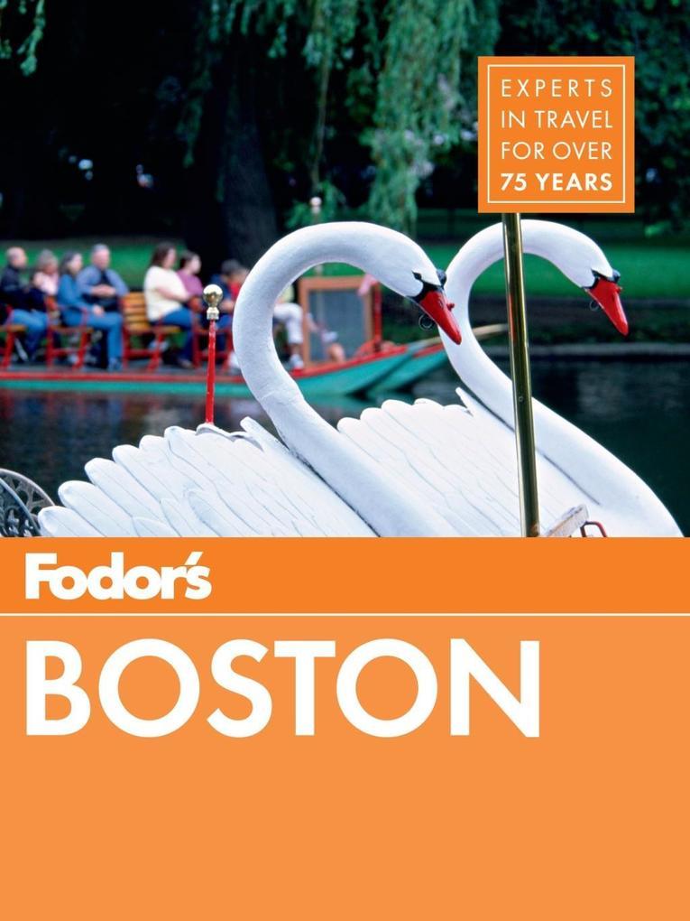 Fodor´s Boston als eBook Download von Fodor´s T...