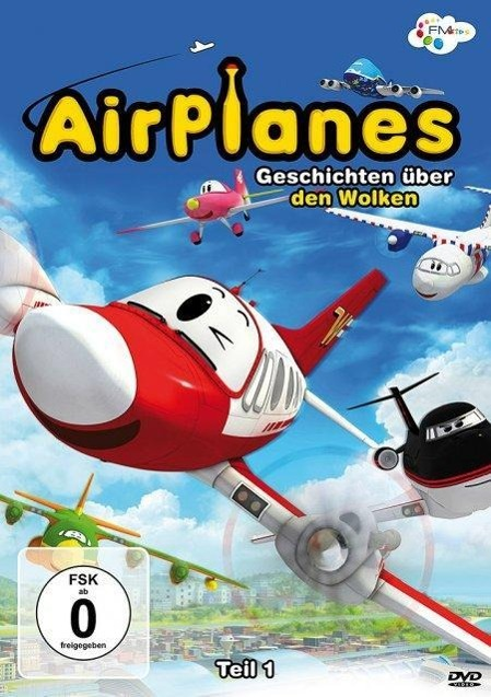 AirPlanes - Geschichten über den Wolken