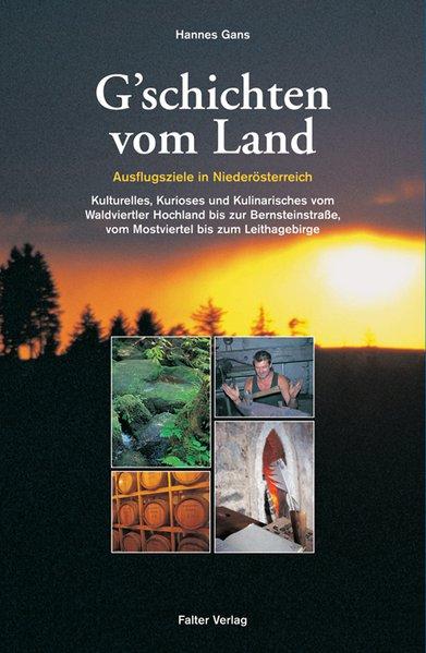 Gschichten vom Land als Buch von Hannes Gans