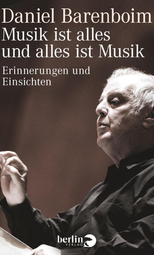 Musik ist alles und alles ist Musik als eBook D...
