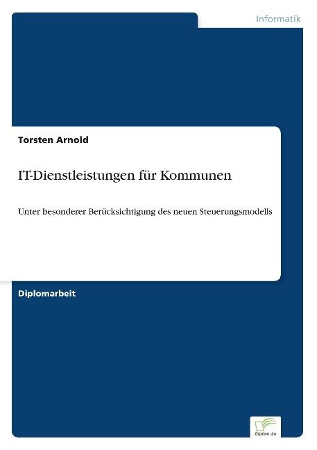 IT-Dienstleistungen für Kommunen als Buch von T...