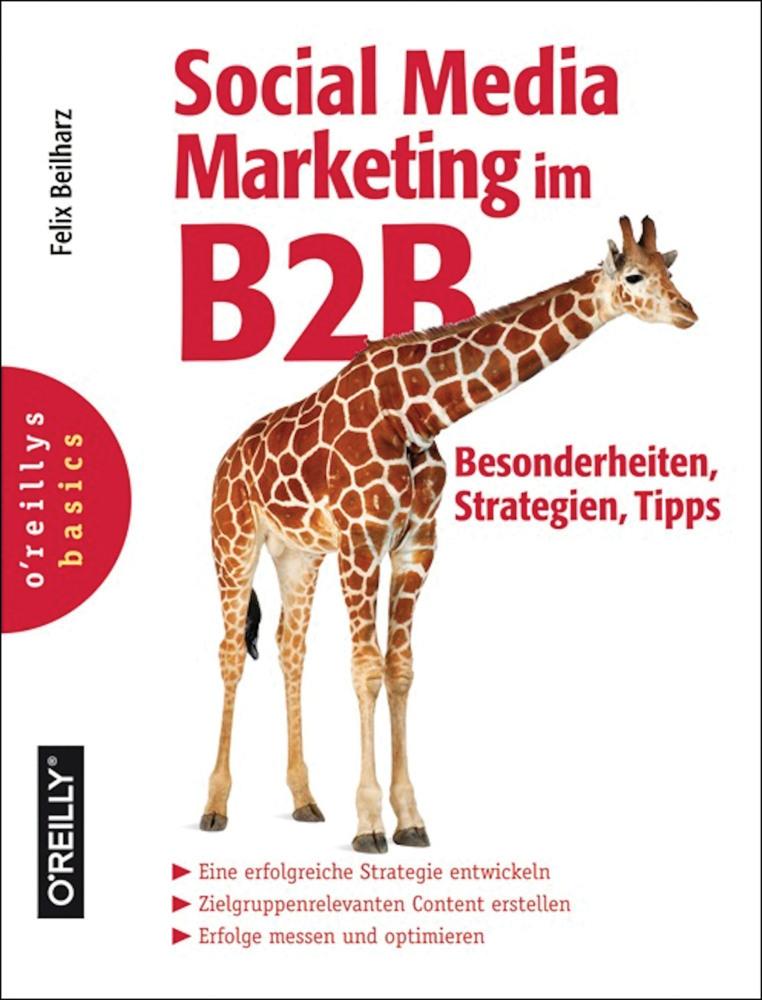 Social Media Marketing im B2B als Buch von Feli...
