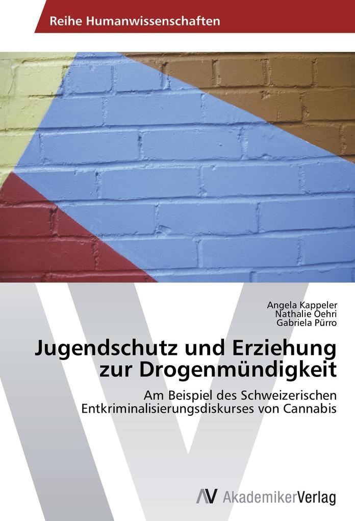 Jugendschutz und Erziehung zur Drogenmündigkeit...