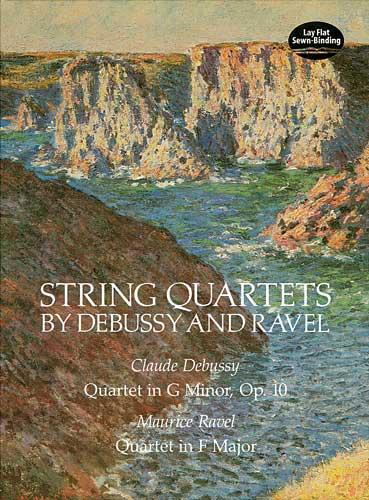 String Quartets by Debussy and Ravel als eBook ...