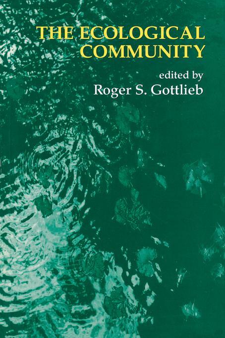 Ecological Community als eBook Download von