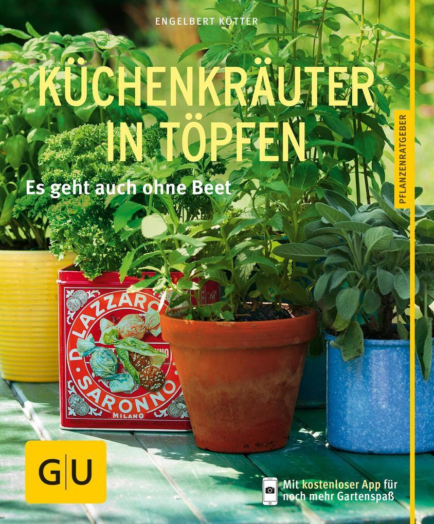Küchenkräuter in Töpfen als eBook Download von ...