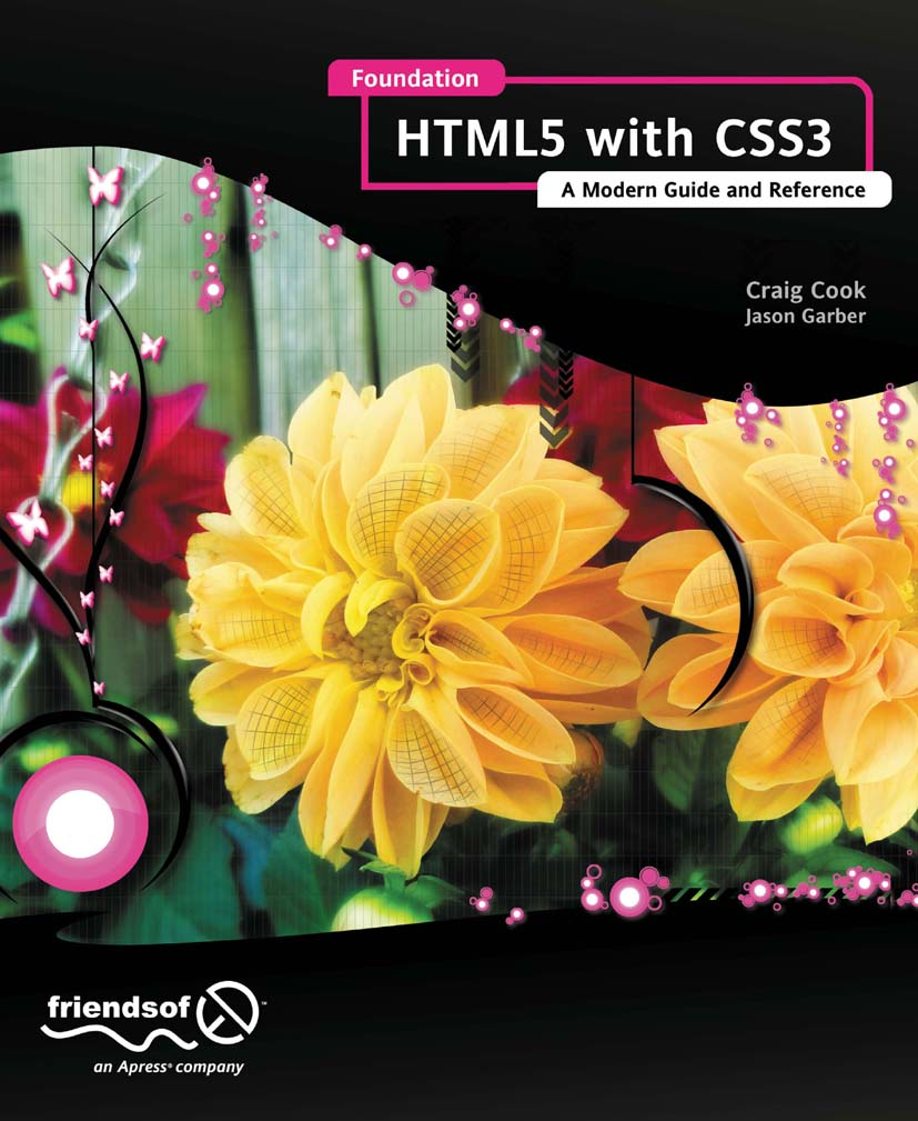 Foundation HTML5 with CSS3 als eBook Download v...
