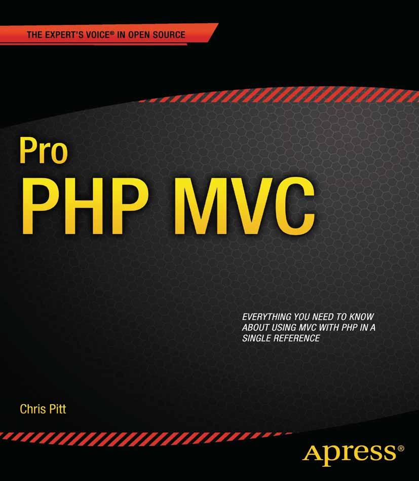 Pro PHP MVC als eBook Download von Chris Pitt
