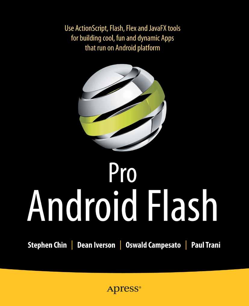 Pro Android Flash als eBook Download von Stephe...