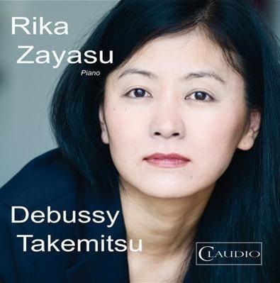Debussy/Takemitsu/Rika Zayasu