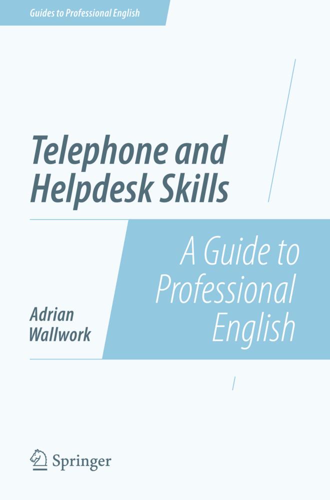 Telephone and Helpdesk Skills als Buch von Adri...