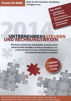 Unternehmenssteuern und Rechnungswesen 2014