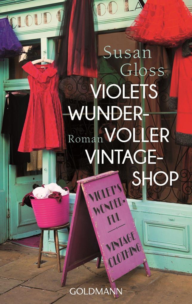 Violets wundervoller Vintage-Shop als eBook Dow...