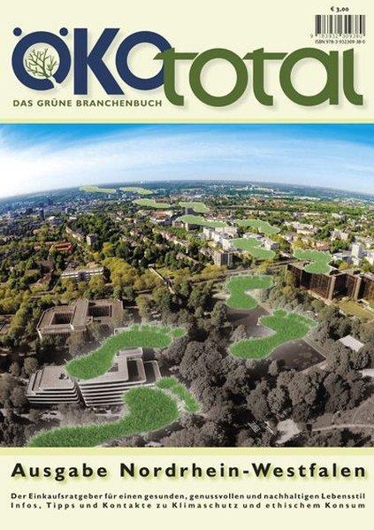 Ökototal Das grüne Branchenbuch Ausgabe Nordrhe...