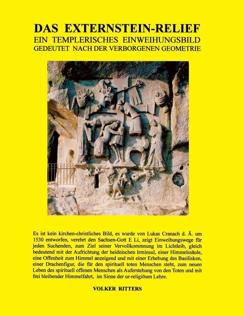 Das Externstein-Relief - Ein templerisches Einw...