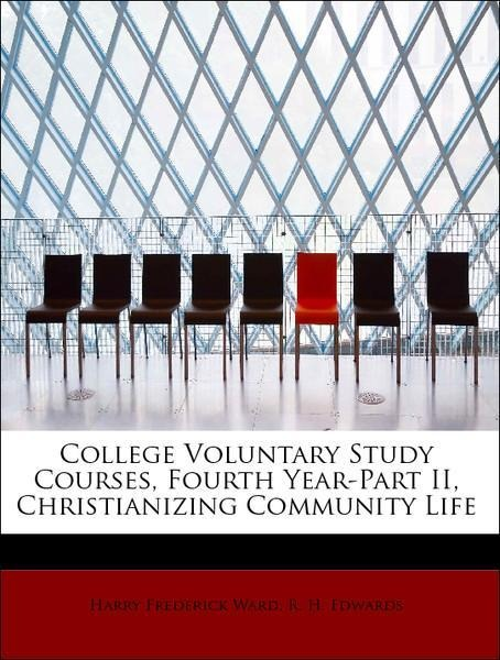 College Voluntary Study Courses, Fourth Year-Pa...