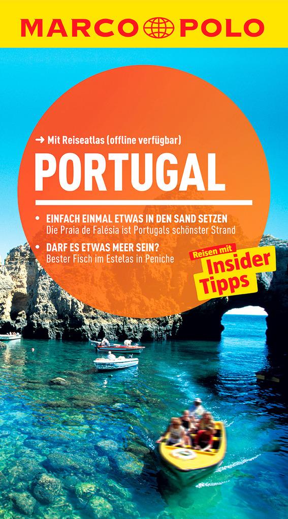 MARCO POLO Reiseführer Portugal als eBook Downl...