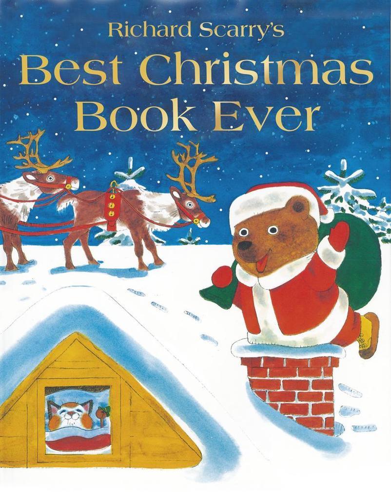 9780007523153 - Best Christmas Book Ever! als Taschenbuch von Richard Scarry - Buch
