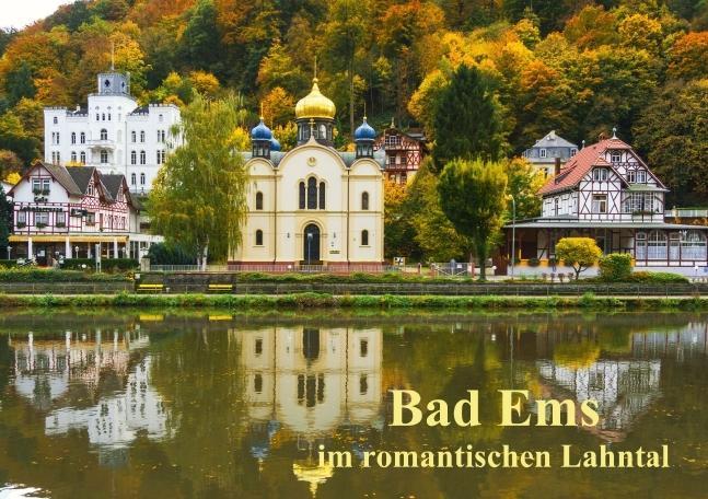 Bad Ems im romantischen Lahntal (Tischaufstelle...