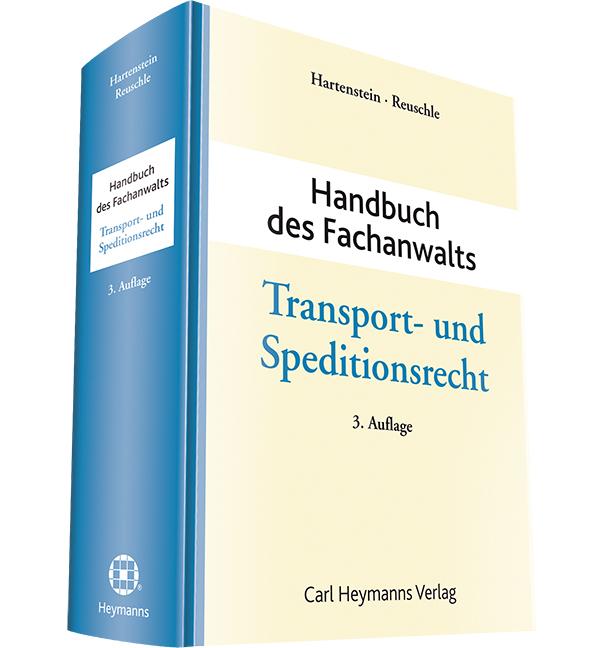 Handbuch des Fachanwalts Transport- und Spediti...