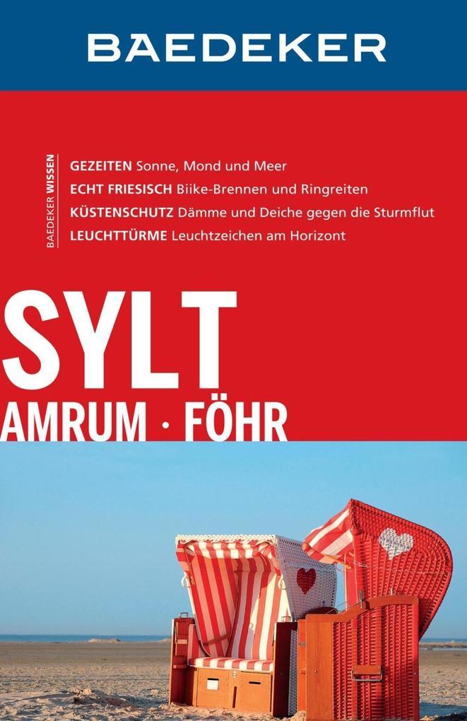 Baedeker Reiseführer Sylt, Amrum, Föhr als eBoo...
