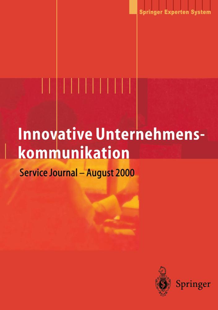 Innovative Unternehmenskommunikation als Buch v...