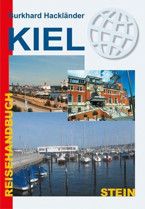 Kiel als Buch von Burkhard Hackländer