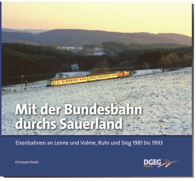 Mit der Bundesbahn durchs Sauerland als Buch vo...