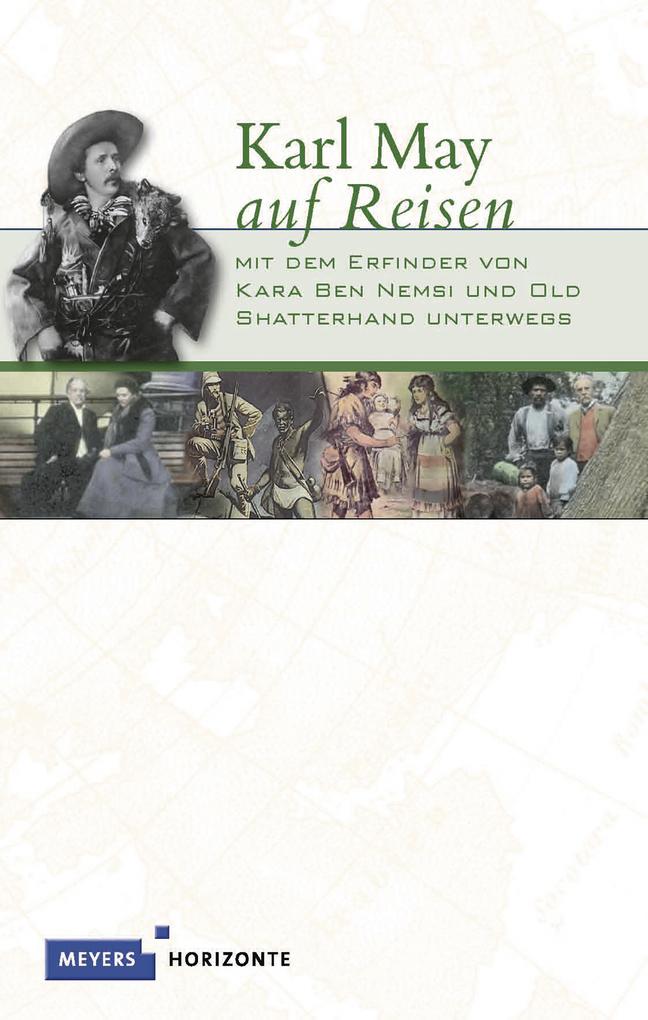 Vorschaubild von Karl May auf Reisen als eBook Download von Dudenredaktion