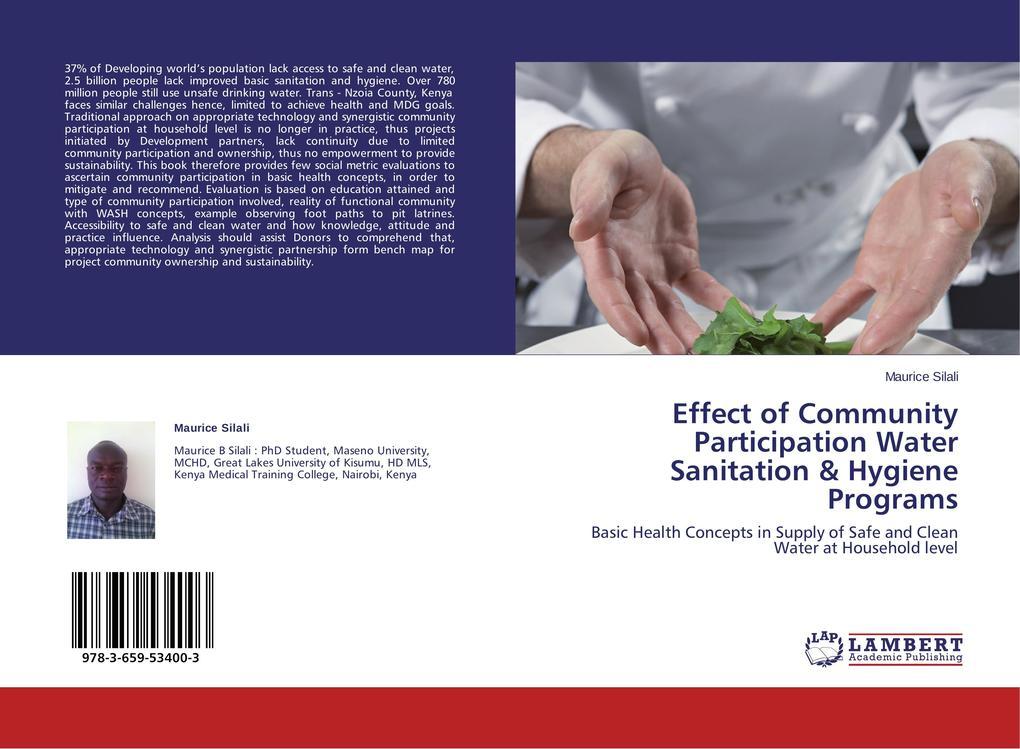 Effect of Community Participation Water Sanitat...