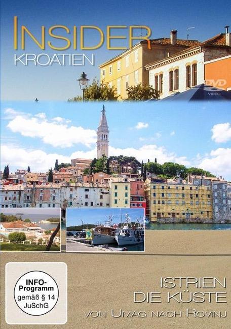 Insider - Kroatien - Istriens Westküste