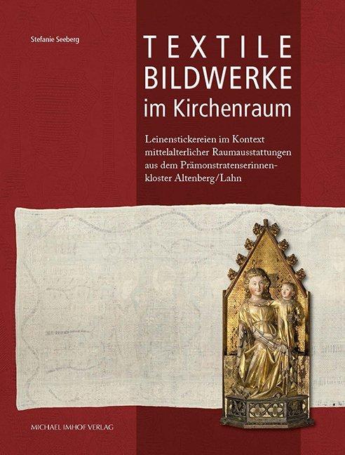 Textile Bildwerke im Kirchenraum als Buch von S...