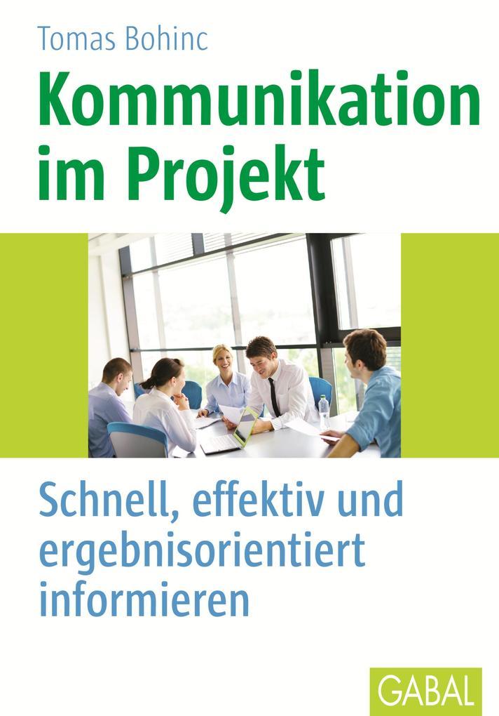 Kommunikation im Projekt als eBook Download von...